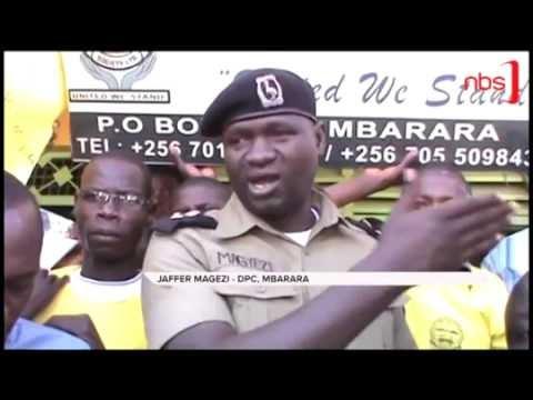 Mbarara Taxi Operators Demonstrate