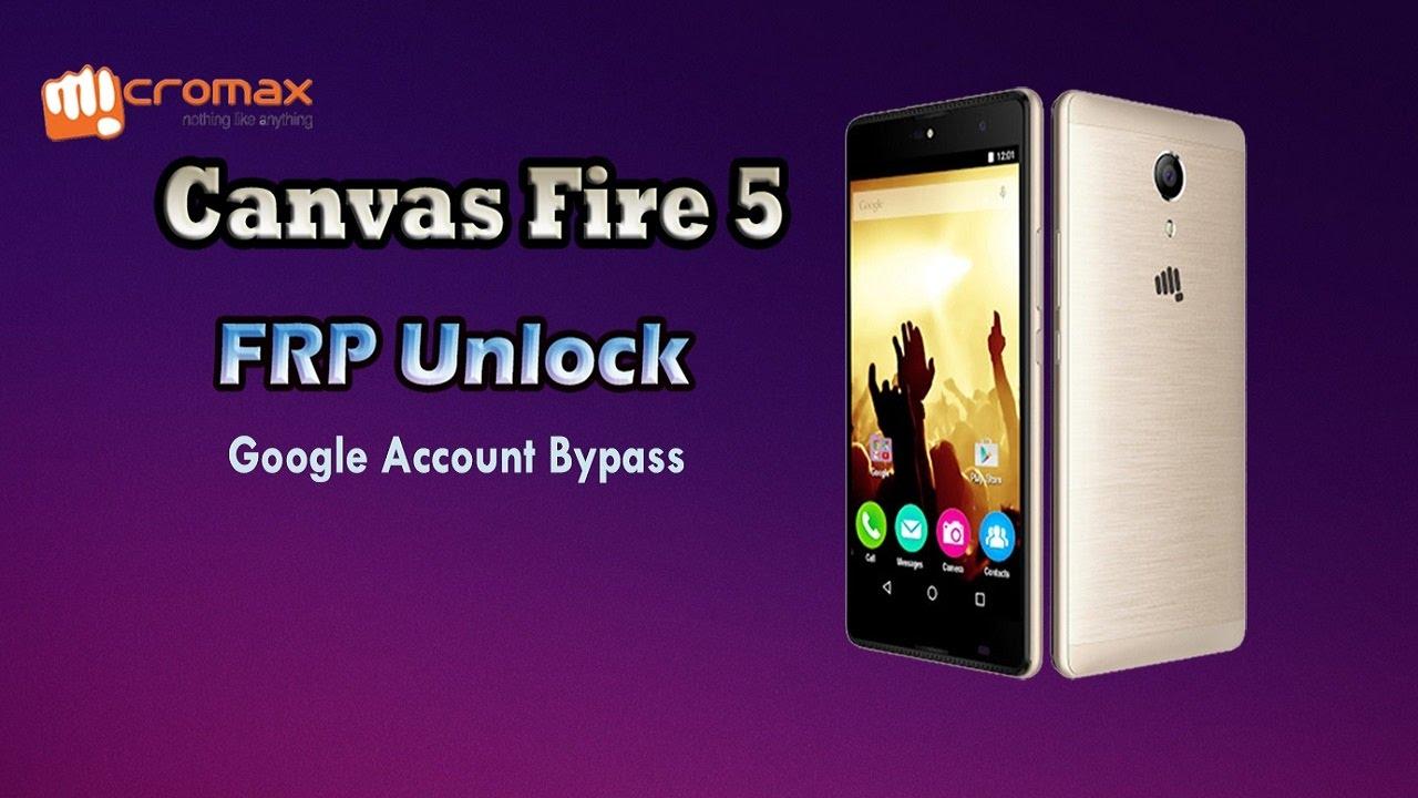 Micromax Canvas Fire 5 (Q386) FRP Unlock | Google Lock Remove | Gmail  Account Bypass | by MoBile GuRu