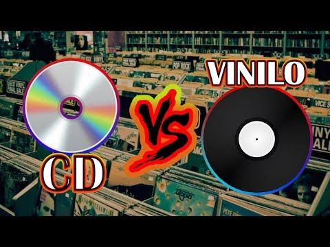 ¿CD o Vinilo?