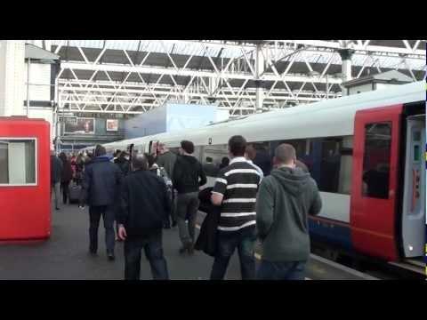 London Waterloo Station 12/11/11