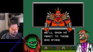 The Jeff Gerstmann Home Game: Dynamite Headdy, Thunder Force III, Mr. Nutz, More