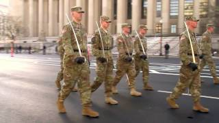 sneak preview department of defense trumps inauguration 5 000 active duty troops 2017