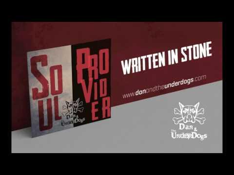 Written In Stone - Soul Provider (2017)