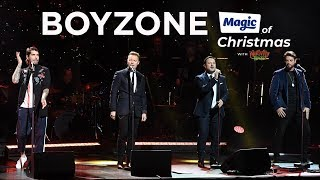 Boyzone – Picture Of You | Live at The Magic of Christmas 2018