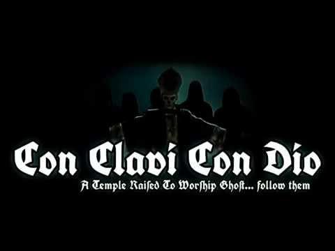 Ghost- Con Clavi Con Dio instrumental cover