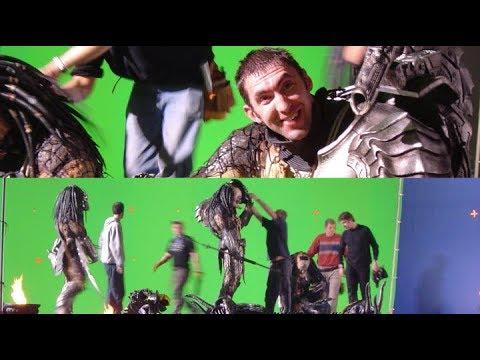 AVP Filming Temple Flashback ADI BTS
