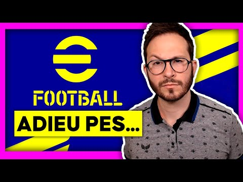 eFOOTBALL dévoilé, adieu PES ! Free-to-Play, gameplay, roadmap ⚽️ PS5 - Xbox Series - PC - Mobile