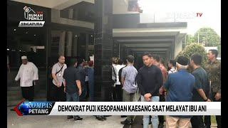 Dibully Netizen Soal Cara Berpakaian Saat Melayat Ibu Ani Yudhoyono, Kaesang Minta Maaf
