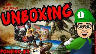 UNBOXING LIMITED EDITION DEAD ISLAND DEFINITIVE COLLECTION - ITA