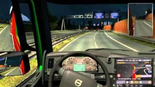 Erster Test zur Serie  Euro Truck Sim  2