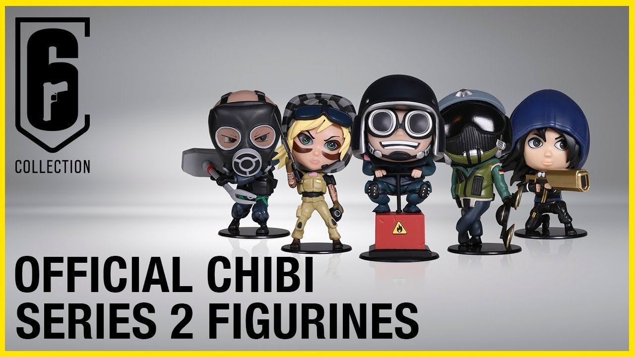Six Collection: Official Chibi Series 2 Figurines | Trailer | Ubisoft [NA]