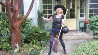 Watch out, the Laughter Witch is going to get you!