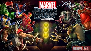 MARVEL PUZZLE QUEST PC GAMEPLAY ESPAÑOL