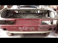 Passat TS 1978 vídeo - 23 calafetação da chapas