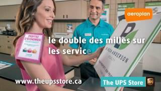 OBTENEZ PLUS à The UPS Store