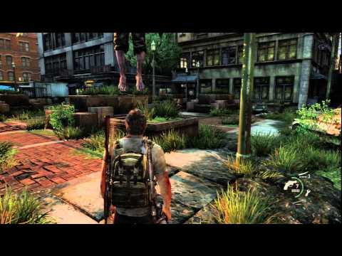 The Last Of Us ✮ Survivor Walkthrough ✮ No Damage ✙ Collectibles ➽ Chapter 5: Pittsburgh