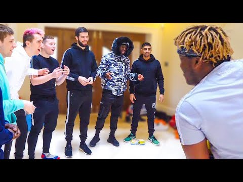 SIDEMEN REACT to
