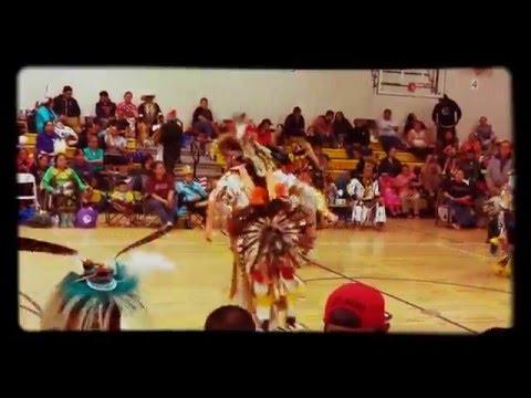 Twin Eagle @ Tsaile Az Powwow