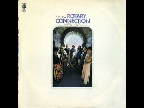 Rotary Connection - Love Has Fallen On Me (1971)