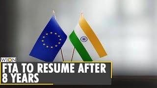 India \u0026 European Union hail meeting as 'Historic' | Free Trade Agreement | Latest English News |WION