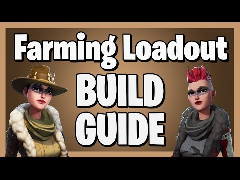 The BEST Outlander Hero Loadout In Fortnite Save The World!