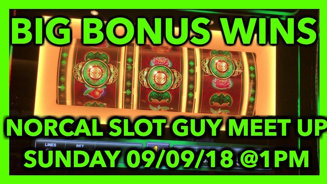 Casino Bonus Slot Machines