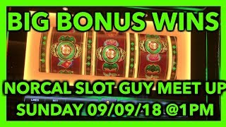 BIG BONUS WINS ON FU DAO LE & SPIN IT GRAND SLOT MACHINES @ Graton Casino | NorCal Slot Guy