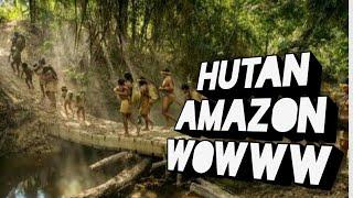 Beginilah Kisah Suku Wanita Hutan Amazon, Hamil Dan Melahirkan Tanpa Kaum Pria???