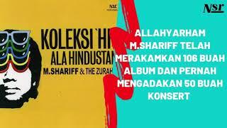 M.SHARIFF & THE ZURAH II - KOLEKSI 'HIT' ALA HINDUSTAN (FULL ALBUM) [ AUDIO VIDEO ]