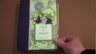 Build a Page Mini Using Botanical Collection from Susan Winget