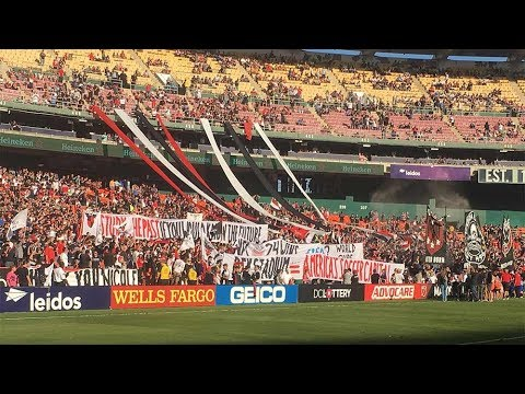 RFK Farewell: D.C. United Fans say goodbye to historic stadium