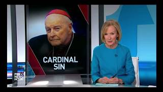 Within a month we had the Cardinal McCarrick scandal, the Pennsylva...