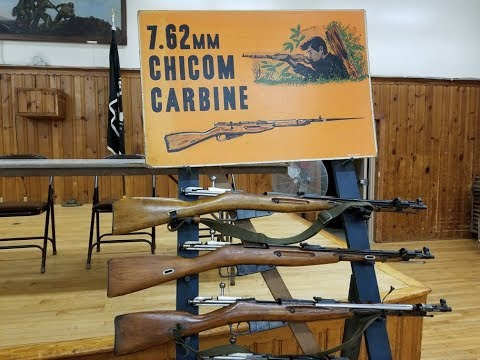 Presentation of Mosin Nagant Rifles, Part 2   Collector's & History Corner
