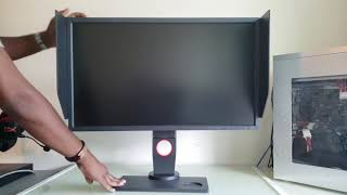 BenQ Zowie XL2740 Review - 27-inch 240Hz E-Sports Gaming Monitor