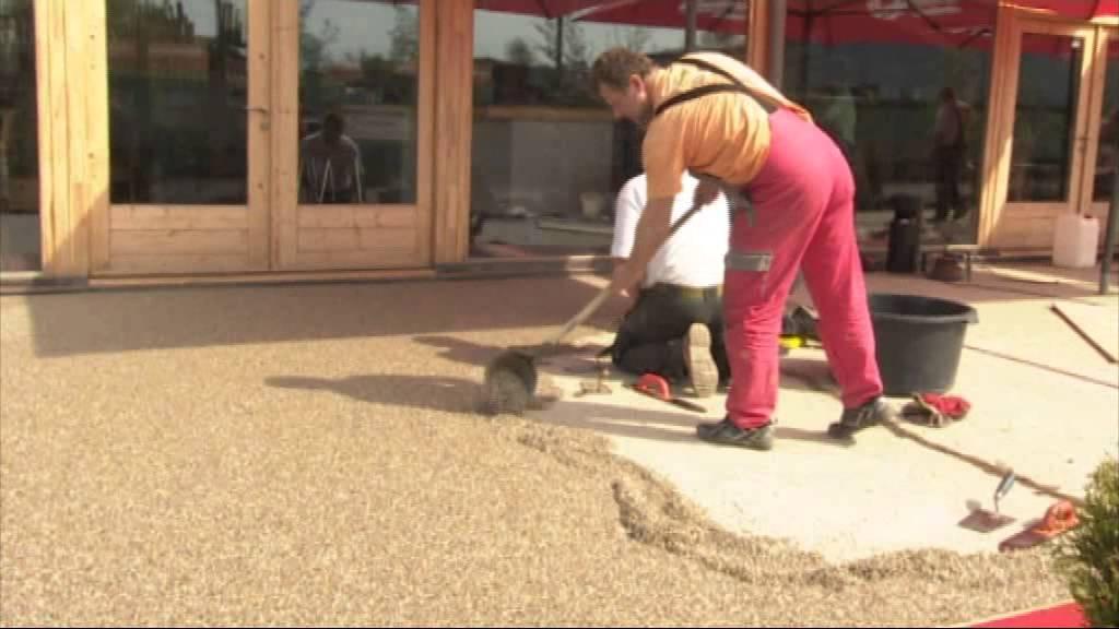 42a8e8272c0 Kamenný koberec PIEDRA opět v TV PRIMA Receptář prima nápadů 20.04.2014 -  YouTube