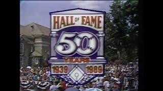 ESPN Complete Broadcast: 1989 HOF Induction Ceremony