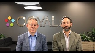 VIDEO Interview: Ooyala CEO, Jonathan Huberman and Steve Davis, Ooyala GM APJ