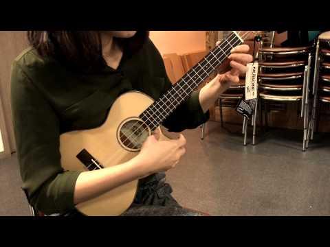 Dream (Ukulele Jazz) arranged by Kiyoshi Kobayashi