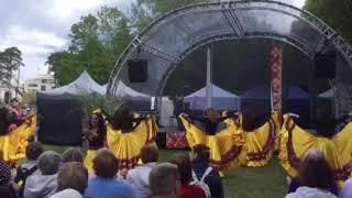 """Цыганский танец """"МЭ МОРОЗА НЕ БОЮСЯ"""" -DANCE HAYAT"""