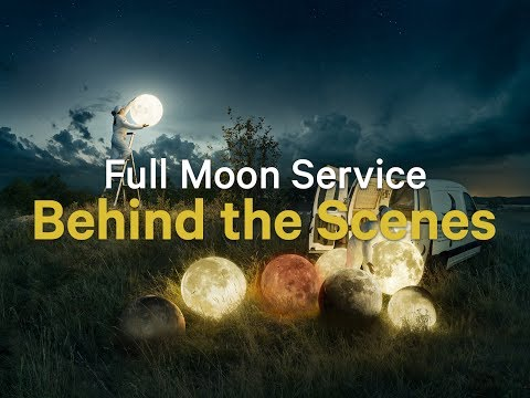 Full Moon Service - Behind the Scenes