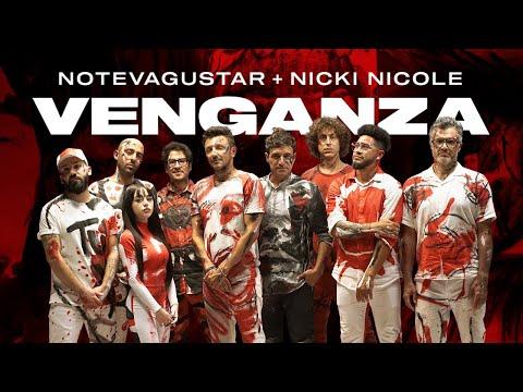 No Te Va Gustar, Nicki Nicole - Venganza (Video oficial)