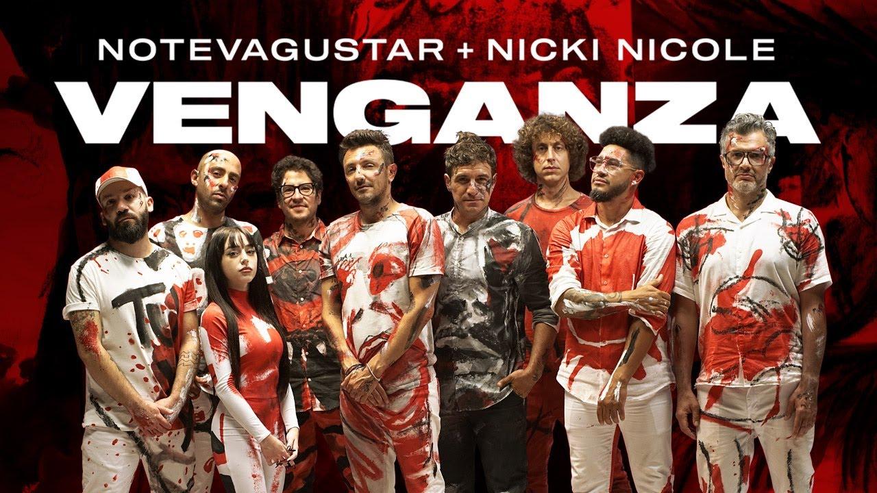 Download No Te Va Gustar, Nicki Nicole - Venganza (Video oficial)