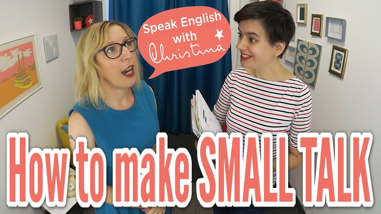 Download How to make small talk in English