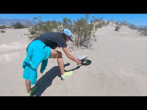 ЖАРИМ ЯИЧНИЦУ на песке ТОРНАДО в Долине Смерти УЛЕТЕЛИ В США Death Valley National Park