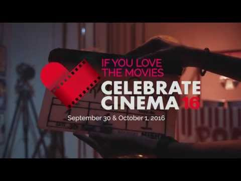 Celebrate Cinema 2016