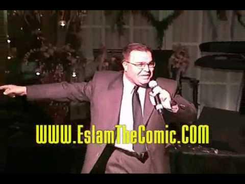 ESLAM U Might Be....!? (NY) - FARSI