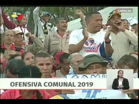 Presidente Maduro convoca a 20 días de debate y propuestas para mejorar Plan de Comunas