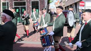 Taptoe Alkmaar 2019 Streetparade