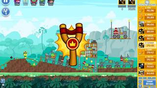 Angry Birds Friends tournament, week 303/2, level 1