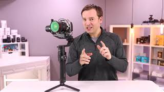DJI Ronin-S Firmware Update 1 8 0 70 | NEW Speeds? | Sony, Canon, Nikon,  Panasonic